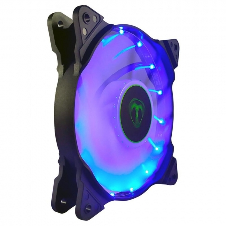 COOLER FAN T-DAGGER, 120MM, LED AZUL - T-TGF300-B