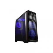 GABINETE GAMER BLUECASE BG-019, PRETO, SEM FONTE, USB 3.0 FRONTAL