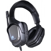 HEADSET GAMER HP H220GS, USB, SURROUND 7.1, PRETO
