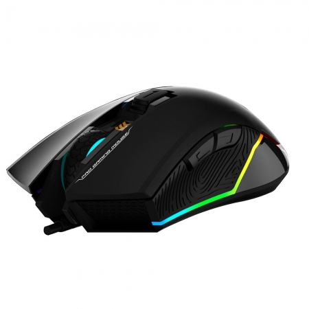 MOUSE GAMER USB G360 6200DPI LED PRETO HP