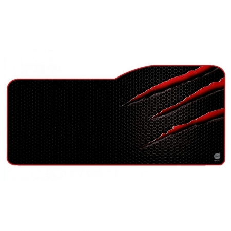 ----MOUSEPAD GAMER DAZZ NIGHTMARE, CONTROL EXTRA GRANDE  (795X345MM)