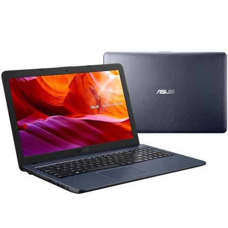 NOTEBOOK ASUS X543U 15.6'' INTEL I5-6200U 8GB DDR4 1TB CINZA ESCURO, X543UA-GO3091T