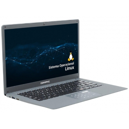 NOTEBOOK COMPAQ PRESARIO CQ-27 INTEL CORE I3 4GB - 240GB SSD 14,1? LINUX