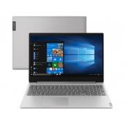 NOTEBOOK LENOVO S145, I3-8130U, 4GB RAM, 1TB HDD, LINUX, PRATA, 15.6