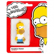 PEN DRIVE MULTILASER HOMER SIMPSONS, 8GB - PD070
