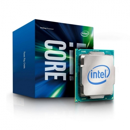 PROCESSADOR INTEL CORE I5-7400 KABY LAKE, CACHE 6MB, 3GHZ (3.5GHZ MAX TURBO), LGA 1151 - BX80677I574