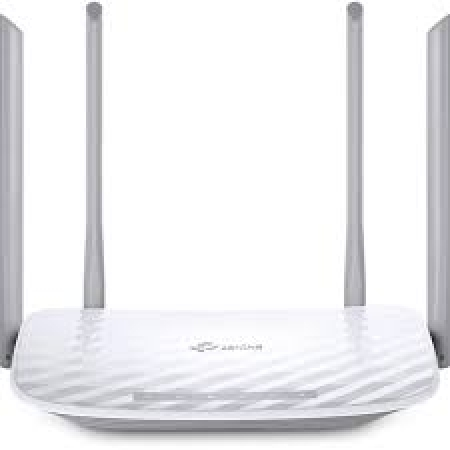 ROTEADOR TP-LINK ARCHER C50, WIRELESS, DUAL BAND, AC1200 COM 4 ANTENAS