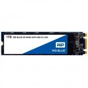 SSD M2 WD BLUE SN550 BLUE 1TB - WDS100T2B0C