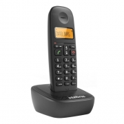 TELEFONE SEM FIO DIGITAL TS2510 PRETO INTELBRAS COM IDENTIFICADOR