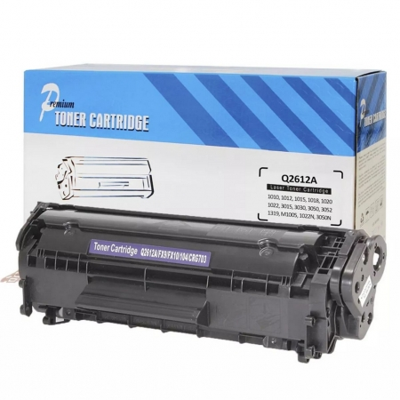 TONER COMPATIVEL HP 2612A