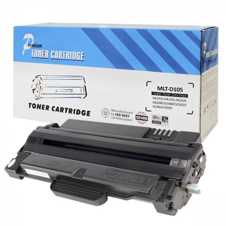 TONER COMPATIVEL SAMSUNG ML1910/SCX4600 (D105S)