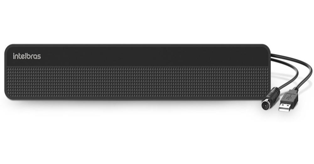 ANTENA INTERNA DIGITAL AMPLIFICADA INTELBRAS UHF/HDTV AI 3101