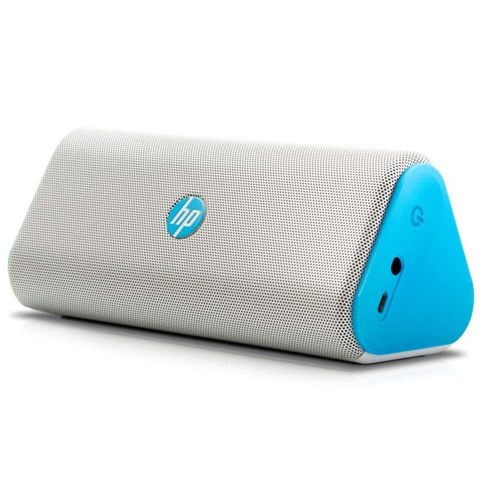 CAIXA DE SOM MOBILE BLUETOOTH ROAR 2.0W AZUL  HP