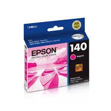 CARTUCHO DE TINTA EPSON T140 T1403 MAGENTA ORIGINAL 10 ML