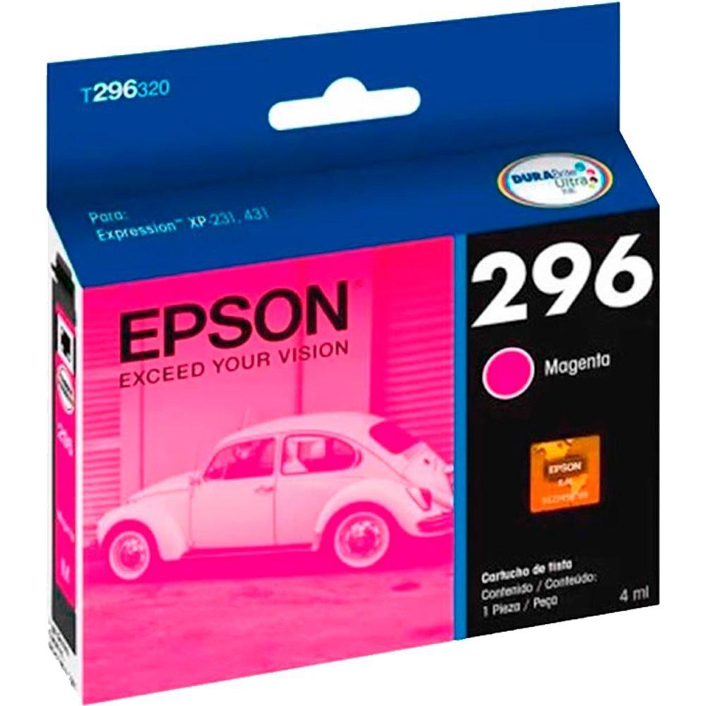 CARTUCHO DE TINTA EPSON T296320-BR MAGENTA