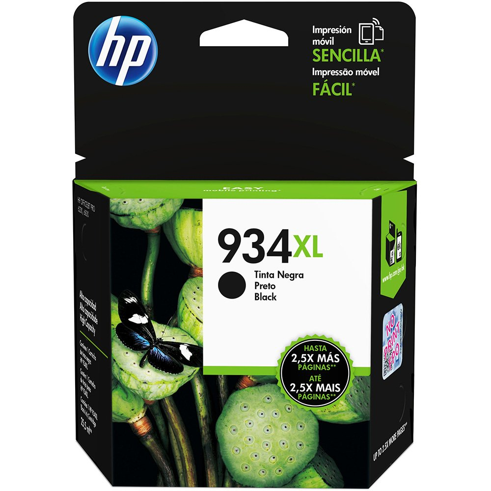 CARTUCHO DE TINTA HP 934XL ORIGINAL