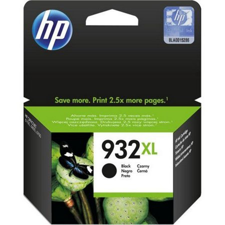CARTUCHO  HP 932XL PRETO ORIGINAL