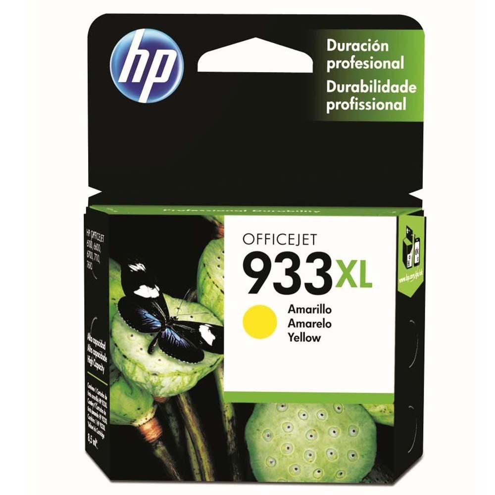 CARTUCHO HP 933XL, AMARELO -
