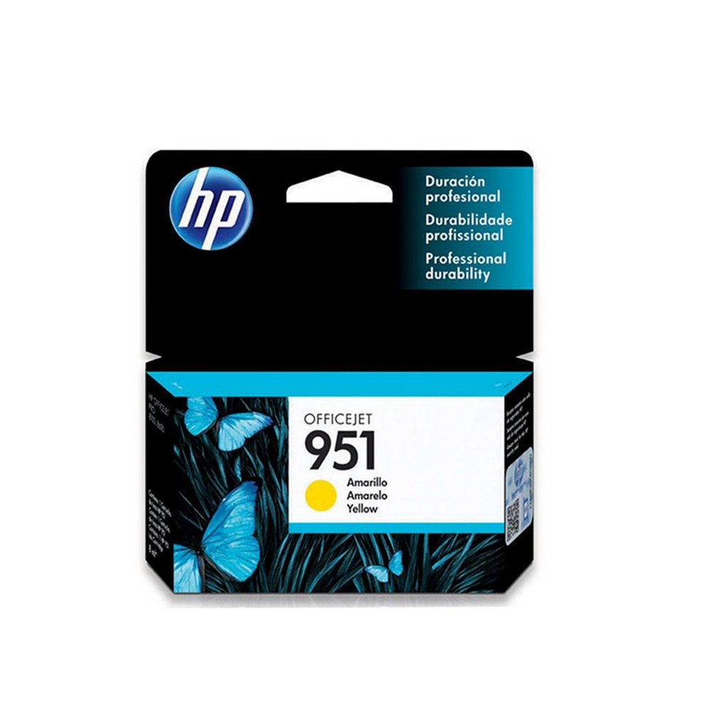 CARTUCHO HP 951 YELLOW ORIGINAL