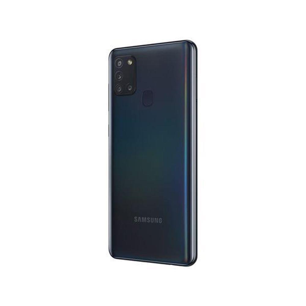 CELULAR SMARTPHONE SAMSUNG GALAXY A21S 64GB PRETO 4G - 3GB RAM 6,5?