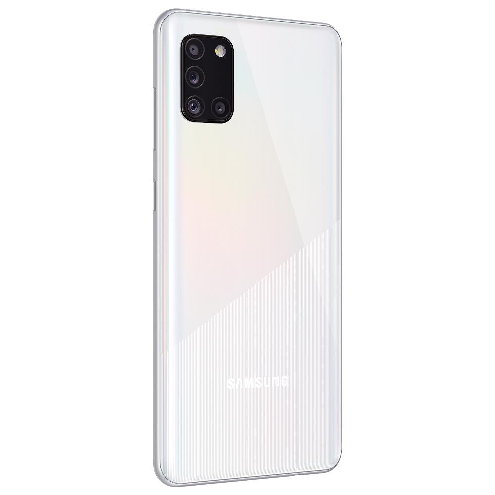 CELULAR SMARTPHONE SAMSUNG GALAXY A31 128GB 4GB 48MP + 8MP + 5MP + 5MP 128GB BRANCO