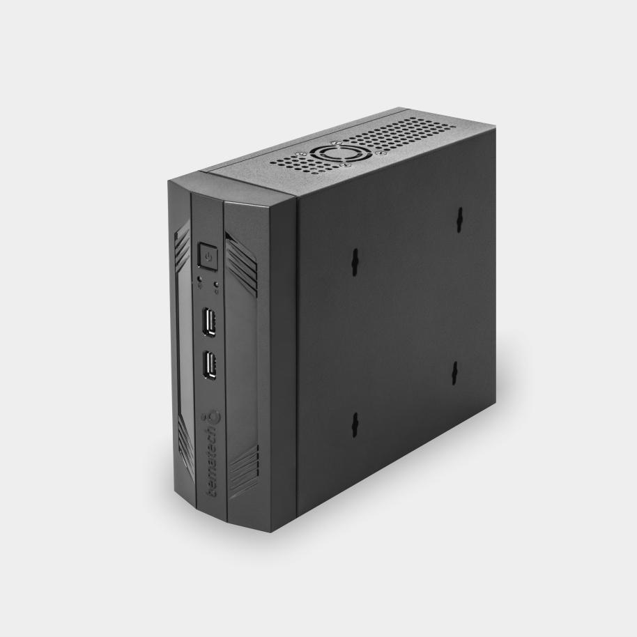 COMPUTADOR BEMATECH ZION, INTEL DUAL CORE, 4GB RAM, SSD 120 - RC8400N