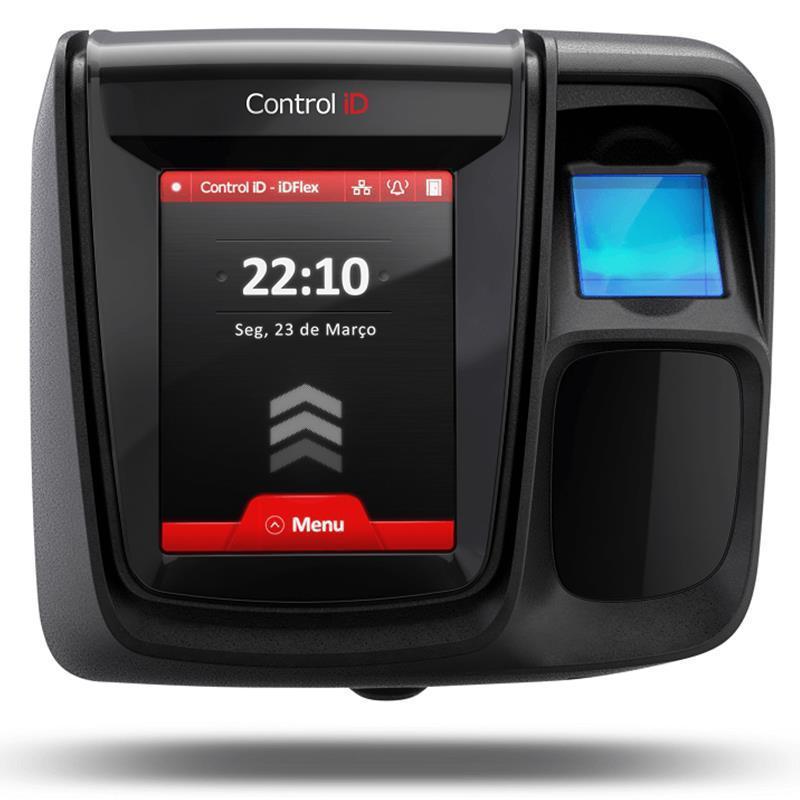 CONTROLE DE ACESSO CONTROL ID IDFLEX PRO IP65