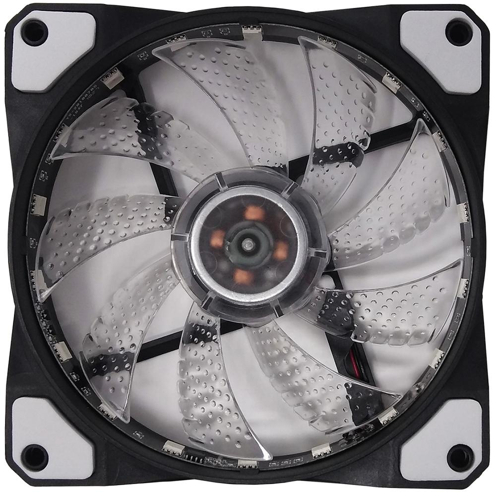 COOLER  FAN  BF-08RGB LED RGB 120MM BLUECASE