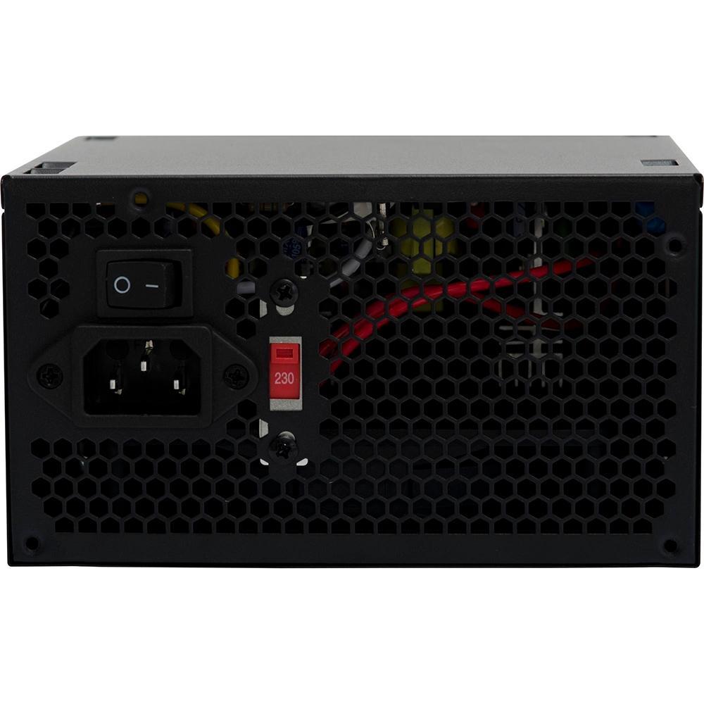 FONTE ATX AEROCOOL 500W, S/CABO, PRETO - VX-500