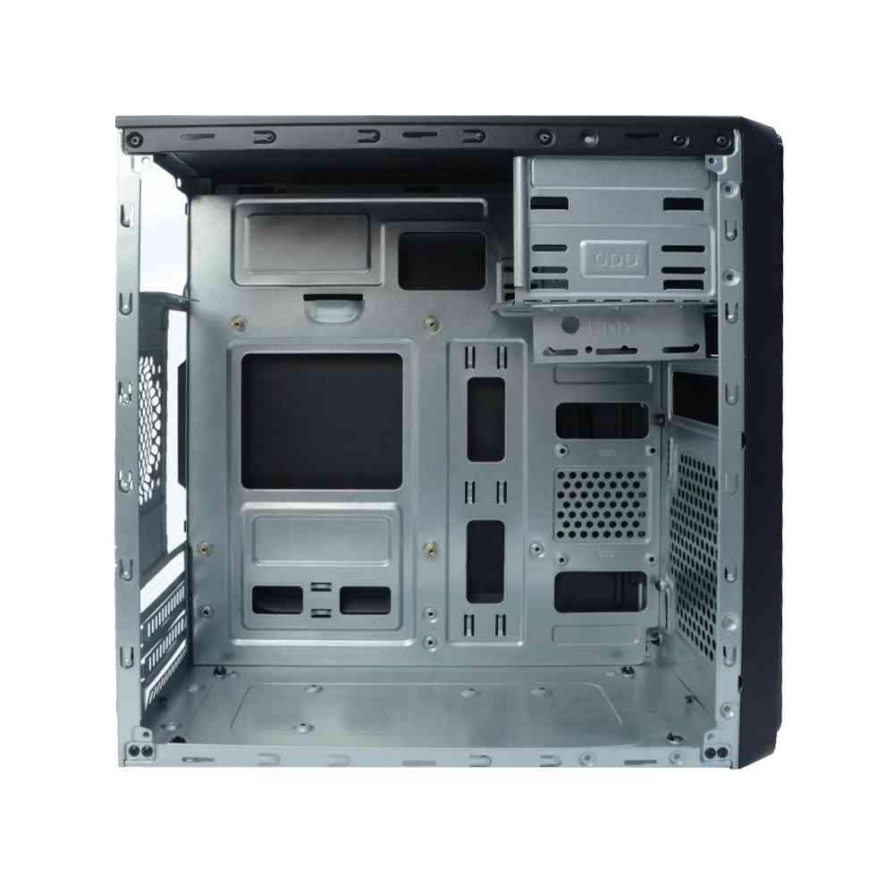 GABINETE MICRO-ATX MT-24V2BK COM FONTE 200W C3TECH