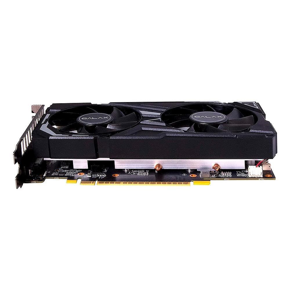 GPU NV GALAX NVIDIA GEFORCE GTX 1650 SUPER EX 1 CLICK OC, 4GB, DDR6 - 65SQL8DS61EX