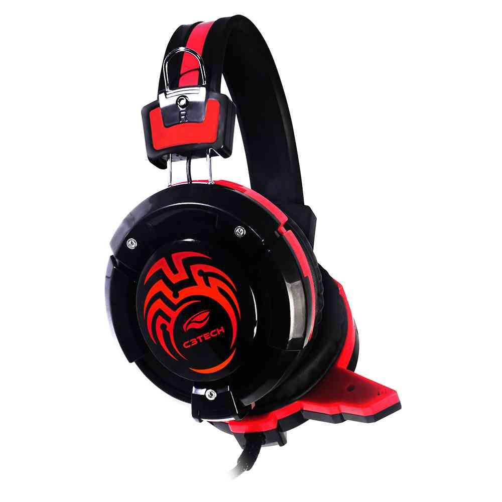 HEADSET GAMER FLYCATCHER PH-G10BK C3T