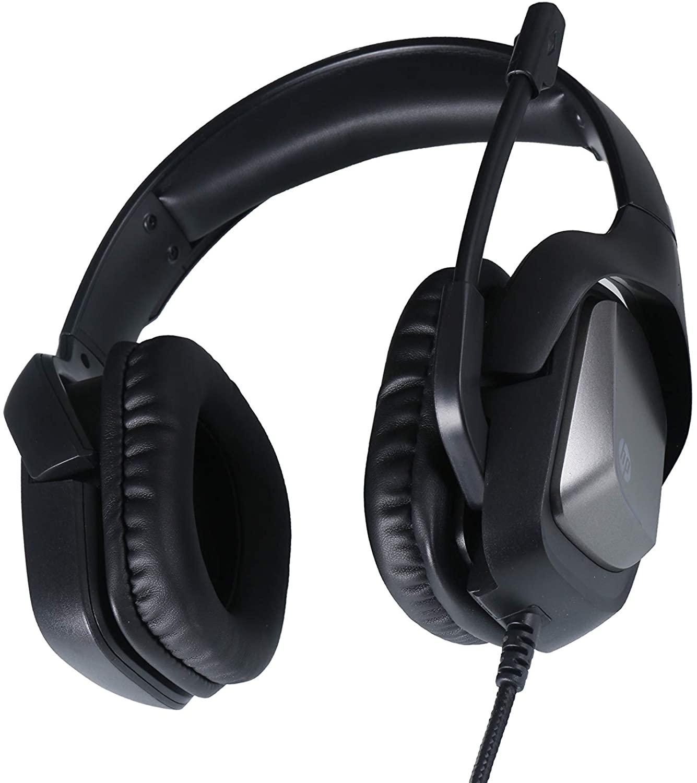 HEADSET GAMER HP H220GS, USB, SURROUND 7.1, PRETO