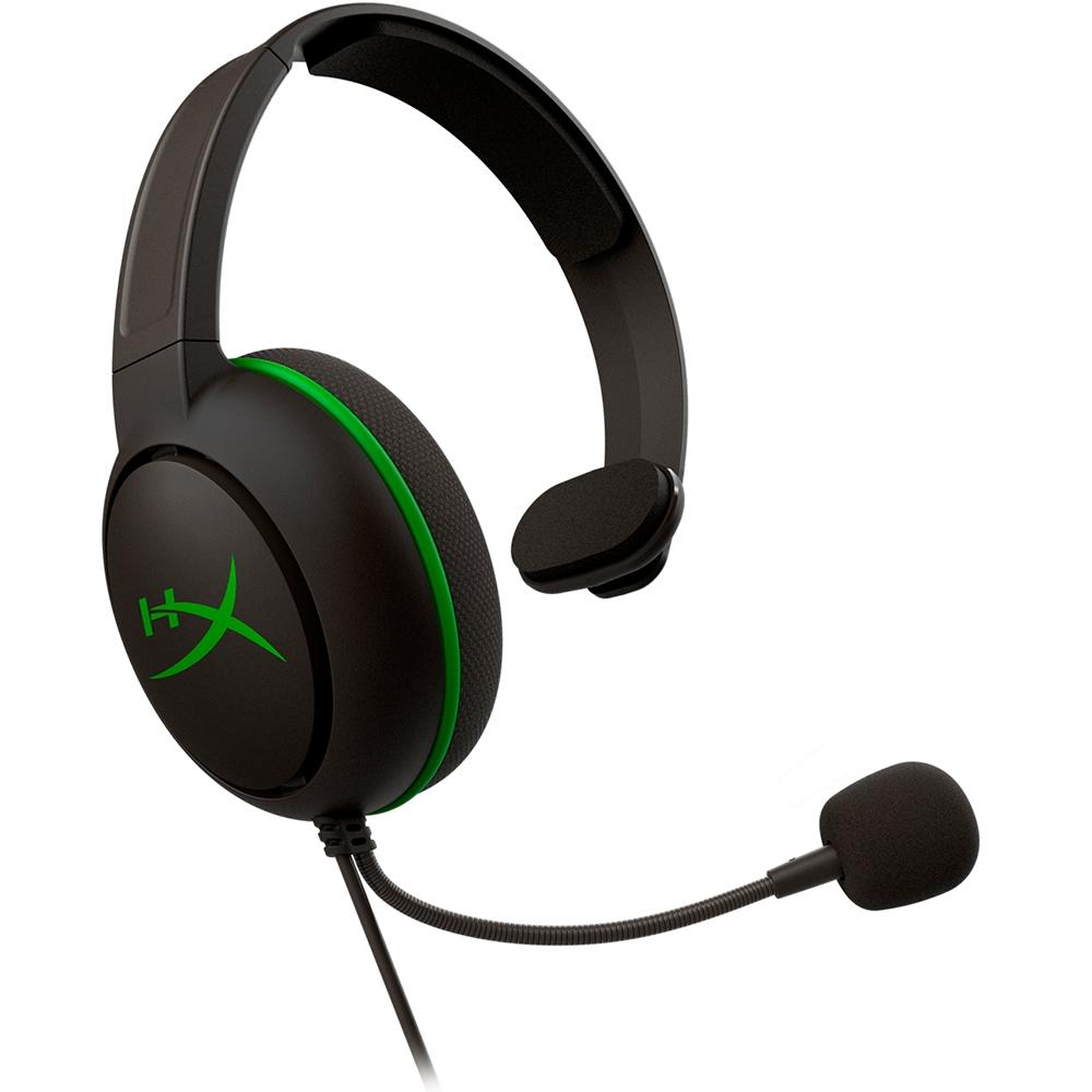 HEADSET HYPERX CLOUDX CHAT XBOX, DRIVERS 40MM, PRETO - HX-HSCCHX-BK/WW