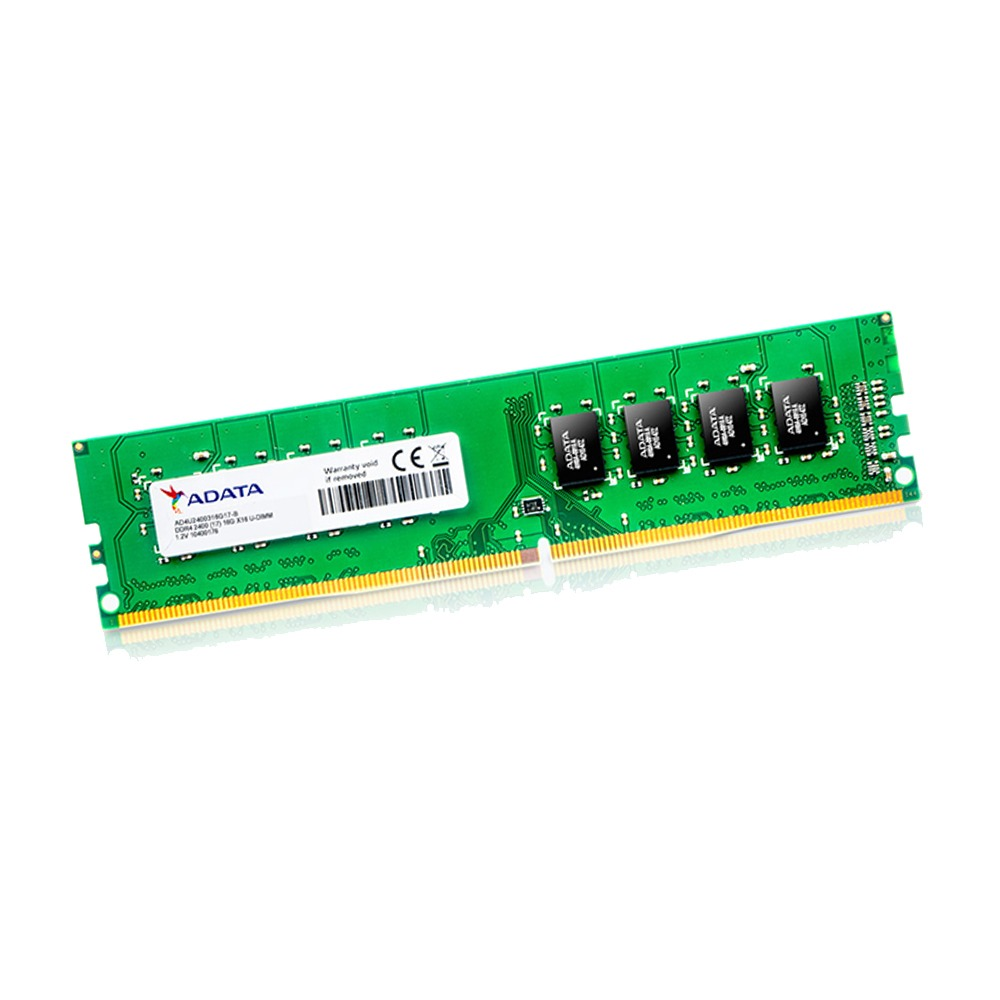 MEMORIA ADATA 4GB (1X4) DDR4 2400MHZ, AD4U2400W4G17-S