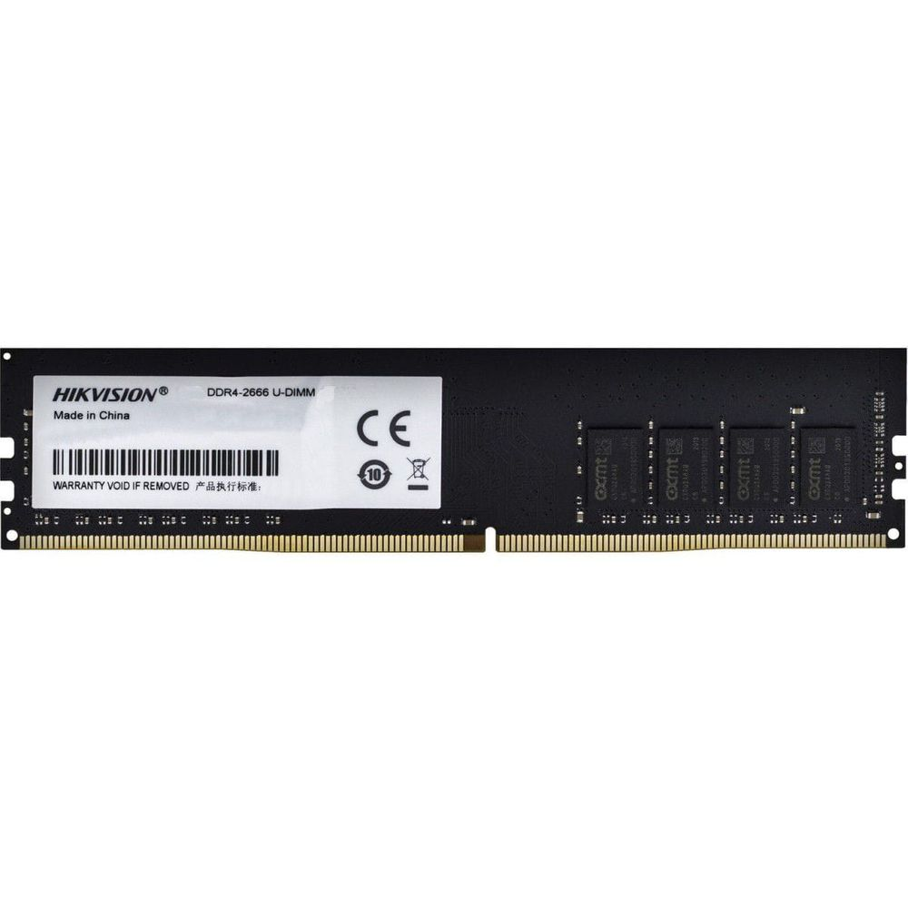 MEMORIA HIKVISION U1 16GB, DDR4, 2666MHZ, 12V - HKED4161DAB1D0ZA1