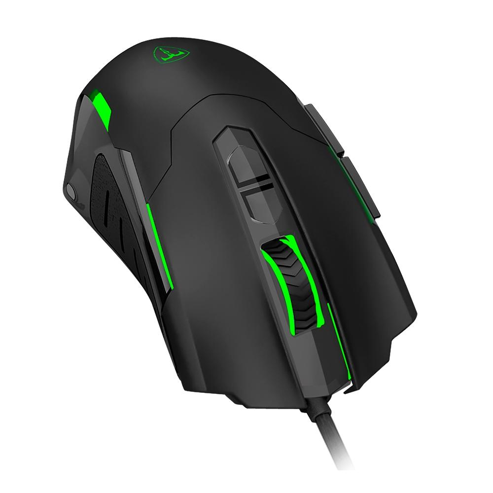 MOUSE GAMER REDRAGON 7200DPI, RGB, GRIFFIN - M607