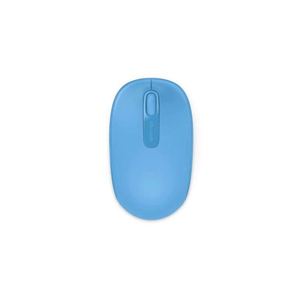 MOUSE MICROSOFT 1850 SEM FIO MOBILE USB AZUL U7Z00055
