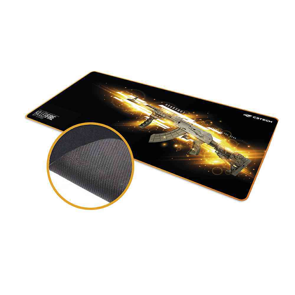 MOUSE PAD GAME KILLER FIRE MP-G1000 C3T