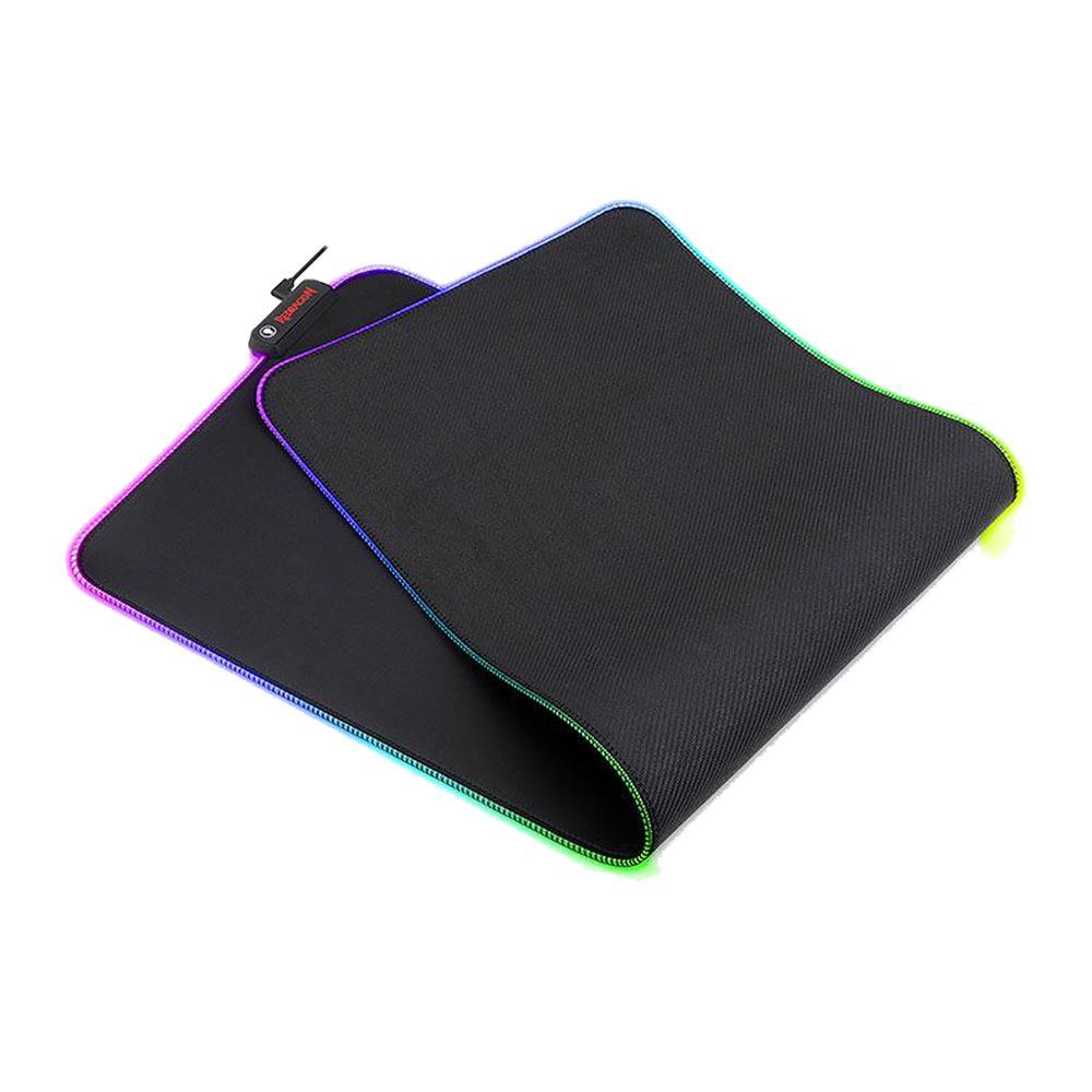 MOUSEPAD GAMER REDRAGON NEPTUNE, RGB, 800X300X3MM -  P027