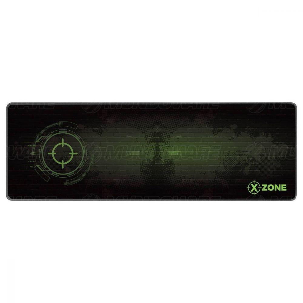 MOUSEPAD GAMER XZONE EXTRA GRANDE BASE ANTIDERRAPANTE GMP-02