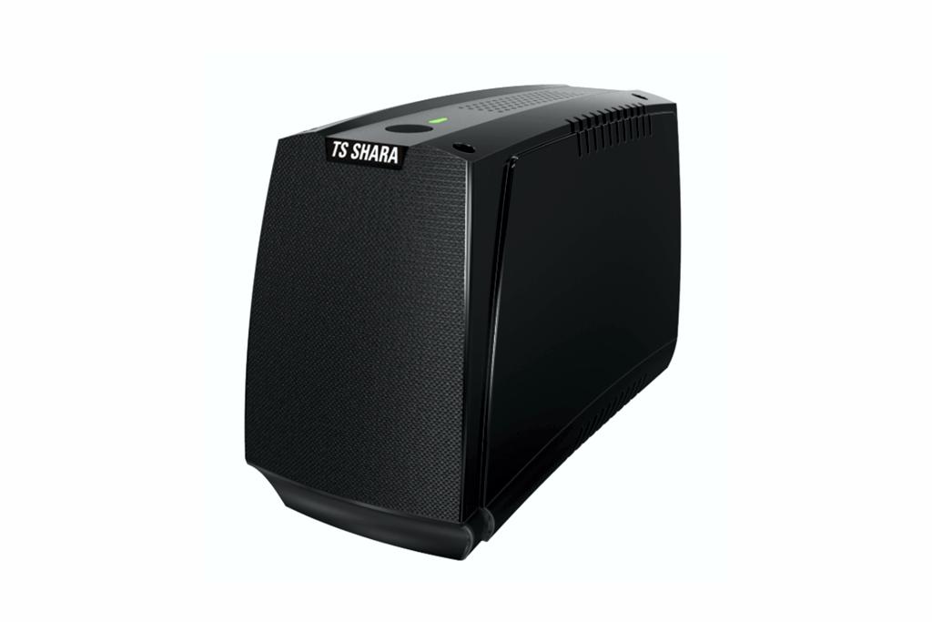 NOBREAK  TS SHARA UPS COMPACT XPRO UNIVERSAL 1200VA, BIVOLT, 6 TOMADAS 115/220V, PRETO - 4402