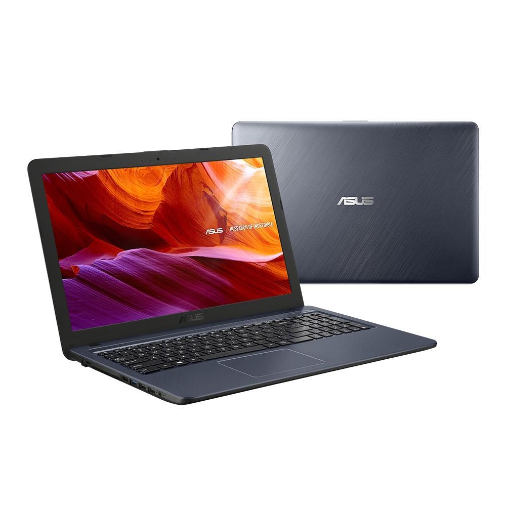 NOTEBOOK ASUS INTEL CELERON N4000, 4GB, WINDOWS 10 HOME, 15.6´, CINZA - X543MA-GQ956T