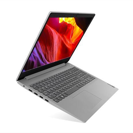 "NOTEBOOK LENOVO IDEAPAD3 15IML05, I5-10210U, 8GB, SSD 256G, LINUX, 15.6"" HD ANTIRRRELEXO, PRATA"