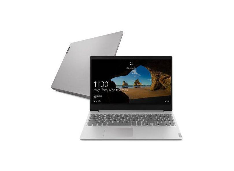 NOTEBOOK LENOVO IDEAPAD S145 INTEL I7-8565U, 12GB, GEFORCE MX110, 256GB SSD, W10, FHD 15.6