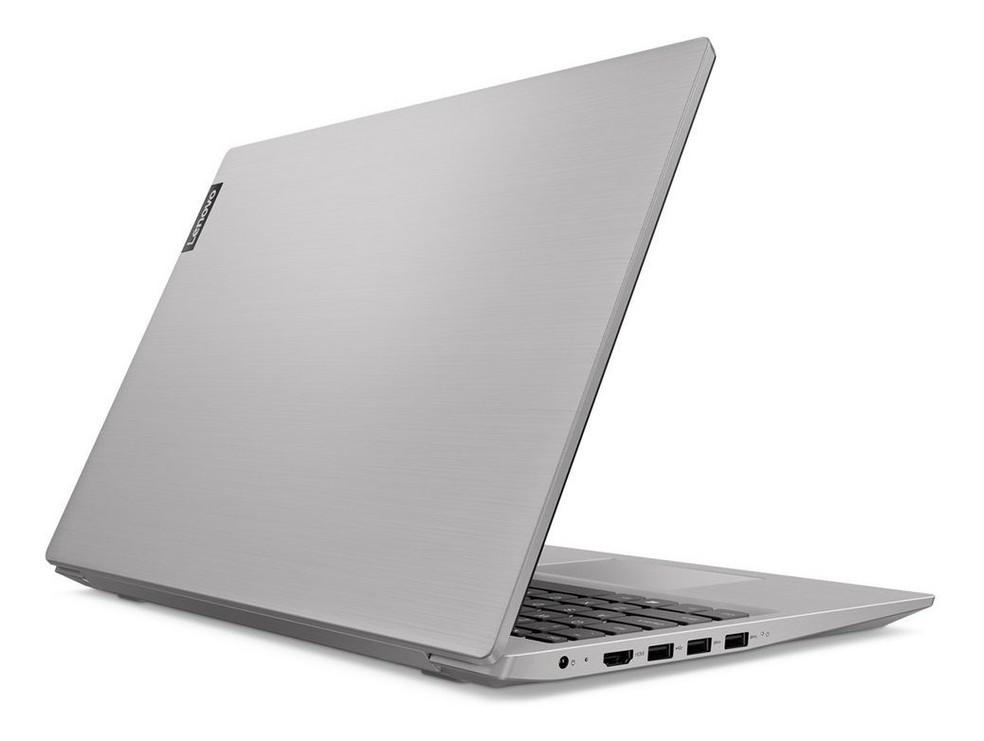 "NOTEBOOK LENOVO S145, I3-8130U, 4GB RAM, 1TB HDD, LINUX, PRATA, 15.6"" HD ANTIREFLEXO"