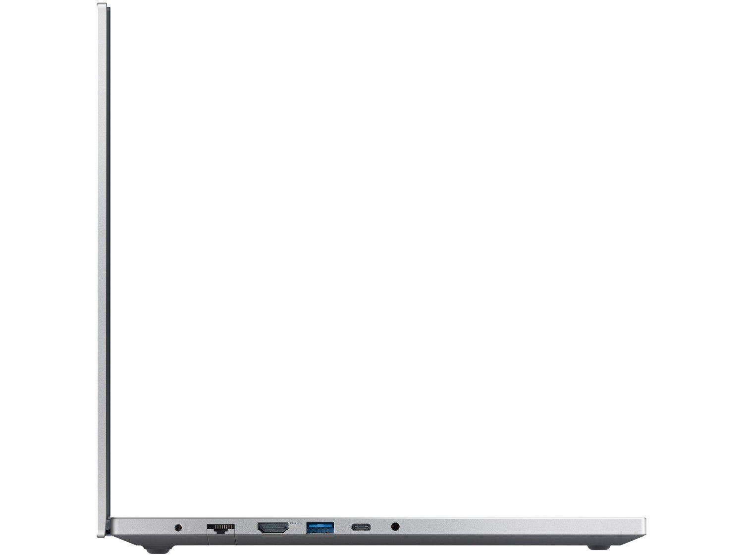 "NOTEBOOK SAMSUNG X40 INTEL CORE I5-10210U, 8GBV DDR4, GEFORCE MX110, 1TB HD, 15,6"", PRATA"