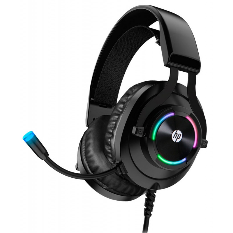 NOVO HEADSET GAMER H360GS, 7.1 VIRTUAL SOM SURROUND, DRIVERS 50MM - H360GS  HP