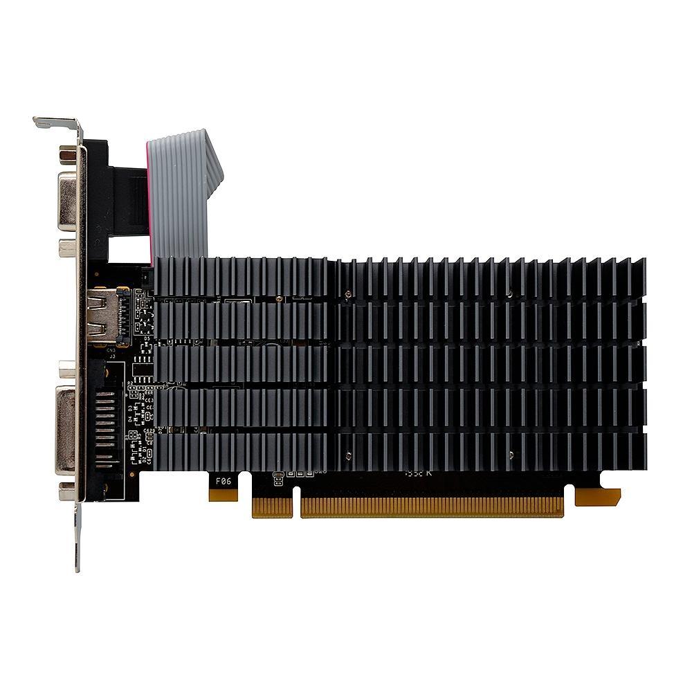 PLACA DE VÍDEO AFOX AMD RADEON R5 220, 1GB, DDR3 - AFR5220-1024D3L9-V2
