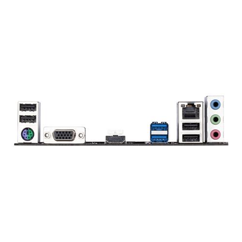 PLACA MÃE GIGABYTE H410M H, INTEL LGA1200, MICRO ATX, DDR4